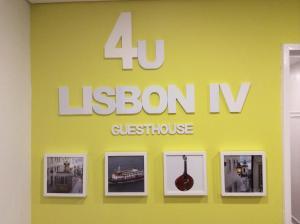 4U Lisbon IV Guesthouse