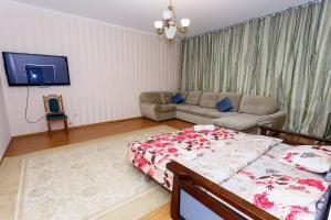 Apartment on Dostyk 1, Apartments  Astana - big - 11