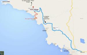 Blue Lagoon Resort Goa, Rezorty  Cola - big - 114