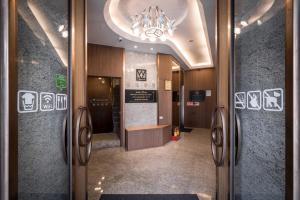 Yi Su Hotel-Taipei Ningxia, Szállodák  Tajpej - big - 82