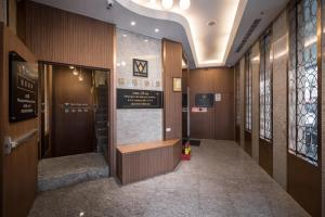 Yi Su Hotel-Taipei Ningxia, Szállodák  Tajpej - big - 81