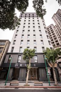 Yi Su Hotel-Taipei Ningxia, Szállodák  Tajpej - big - 80