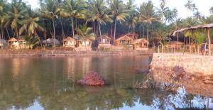 Blue Lagoon Resort Goa, Rezorty  Cola - big - 44