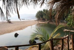 Blue Lagoon Resort Goa, Rezorty  Cola - big - 79