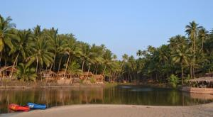 Blue Lagoon Resort Goa, Rezorty  Cola - big - 50