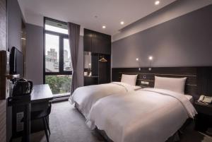 Yi Su Hotel-Taipei Ningxia, Szállodák  Tajpej - big - 76