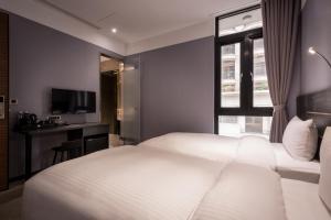 Yi Su Hotel-Taipei Ningxia, Szállodák  Tajpej - big - 73