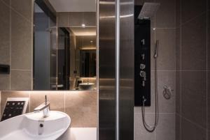 Yi Su Hotel-Taipei Ningxia, Szállodák  Tajpej - big - 71