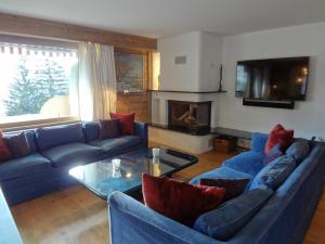 Tayannes A 016, Apartments  Verbier - big - 1