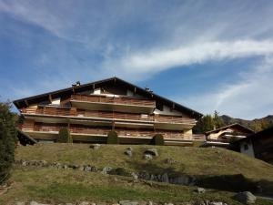 Tayannes A 016, Apartments  Verbier - big - 4