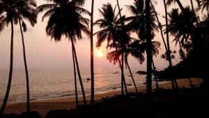 Blue Lagoon Resort Goa, Rezorty  Cola - big - 75