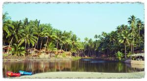 Blue Lagoon Resort Goa, Rezorty  Cola - big - 69