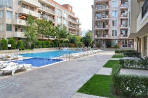 Balkan Breeze 7 One bedroom Apartment EH, Apartmanok  Napospart - big - 7