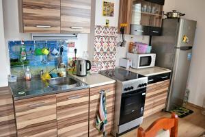 Balkan Breeze 7 One bedroom Apartment EH, Apartmanok  Napospart - big - 10