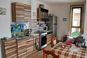 Balkan Breeze 7 One bedroom Apartment EH, Apartmanok  Napospart - big - 18