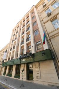 Отель Баку - фото 2