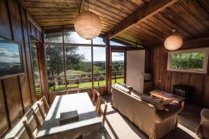 Timber Hill Self Catering Cedar Lodges, Dovolenkové domy  Broad Haven - big - 7