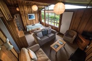 Timber Hill Self Catering Cedar Lodges, Dovolenkové domy  Broad Haven - big - 9