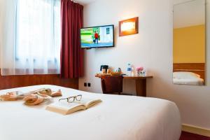 Brit Hotel Rennes St Grégoire – Le Villeneuve