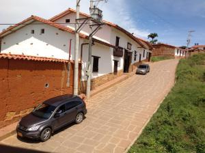 Casona El Retiro Barichara, Appartamenti  Barichara - big - 74