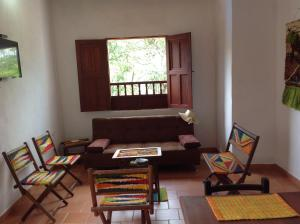Casona El Retiro Barichara, Apartments  Barichara - big - 82