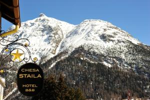 Chesa Staila Hotel - B&B, Bed and Breakfasts  La Punt-Chamues-ch - big - 25