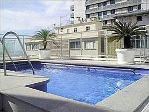 THE Apartment in South Beach Copacabana Residence, Апартаменты  Рио-де-Жанейро - big - 13