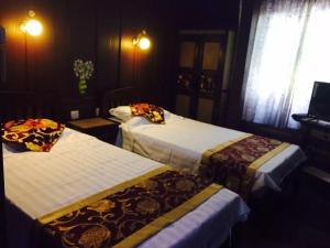 Wooden Hostel Chiang Mai, Nyaralók  Csiangmaj - big - 9