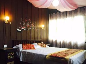 Wooden Hostel Chiang Mai, Nyaralók  Csiangmaj - big - 3