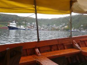 Hostal Patrimonial Angelmó, Vendégházak  Puerto Montt - big - 13
