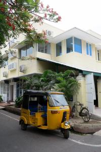 Suffren Residency, Apartmány  Pondicherry - big - 11