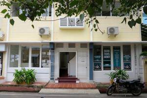 Suffren Residency, Apartmány  Pondicherry - big - 12