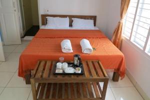 Suffren Residency, Appartamenti  Pondicherry - big - 8