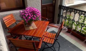 Apartament Casa Mandl, Apartmanok  Brassó - big - 44