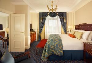 Отель Fairmont Grand Hotel Kyiv - фото 19