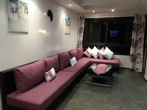 Résidence Galets sur Mer, Apartments  Dar Bouazza - big - 9