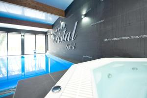 Cristal SPA, Resorts  Dźwirzyno - big - 10