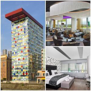 Innside by Meliá Düsseldorf Hafen, Hotels  Düsseldorf - big - 1
