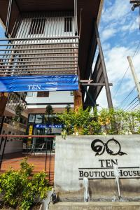 Ten Boutique House, Penzióny  Chiang Mai - big - 40