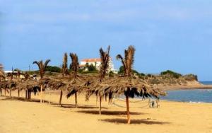 Résidence Galets sur Mer, Apartments  Dar Bouazza - big - 21