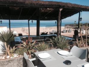 Résidence Galets sur Mer, Apartments  Dar Bouazza - big - 20