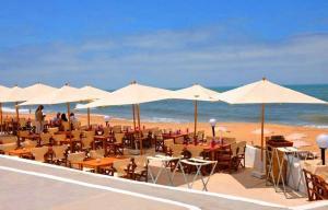 Résidence Galets sur Mer, Apartments  Dar Bouazza - big - 19