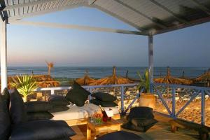Résidence Galets sur Mer, Apartments  Dar Bouazza - big - 18