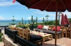 Résidence Galets sur Mer, Apartments  Dar Bouazza - big - 17