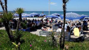 Résidence Galets sur Mer, Apartments  Dar Bouazza - big - 15