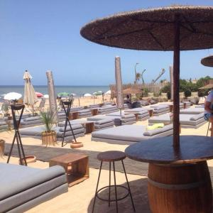 Résidence Galets sur Mer, Apartments  Dar Bouazza - big - 16