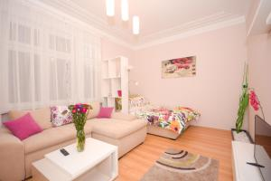 Apartment Mina, Apartmanok  Belgrád - big - 13