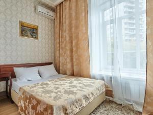 Review Hotel Bonjour at Kazakova