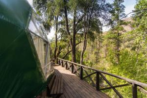 A Picture of Cabañas Cascada de las Animas