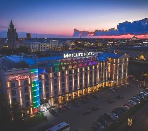 Отель «Mercure Riga Centre», Рига
